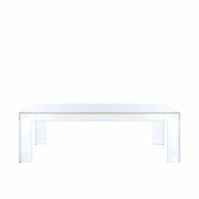 Invisible salontafel Kartell