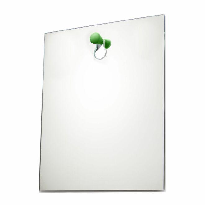 Knobble spiegel Goods groen klein