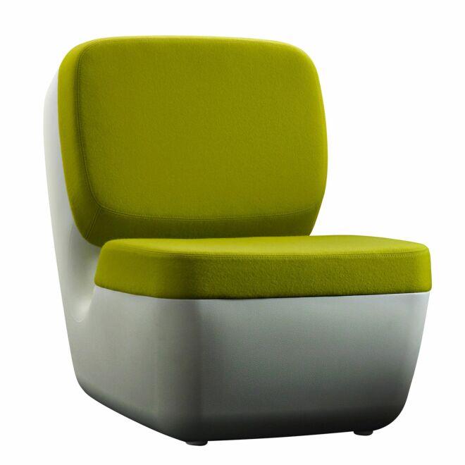 Nimrod fauteuil Magis groen