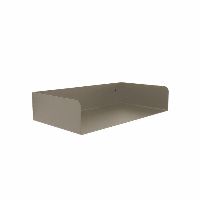 Poggibonsi 55 wandplank Atelier Haussmann beige-grijs - VERHUIS SALE