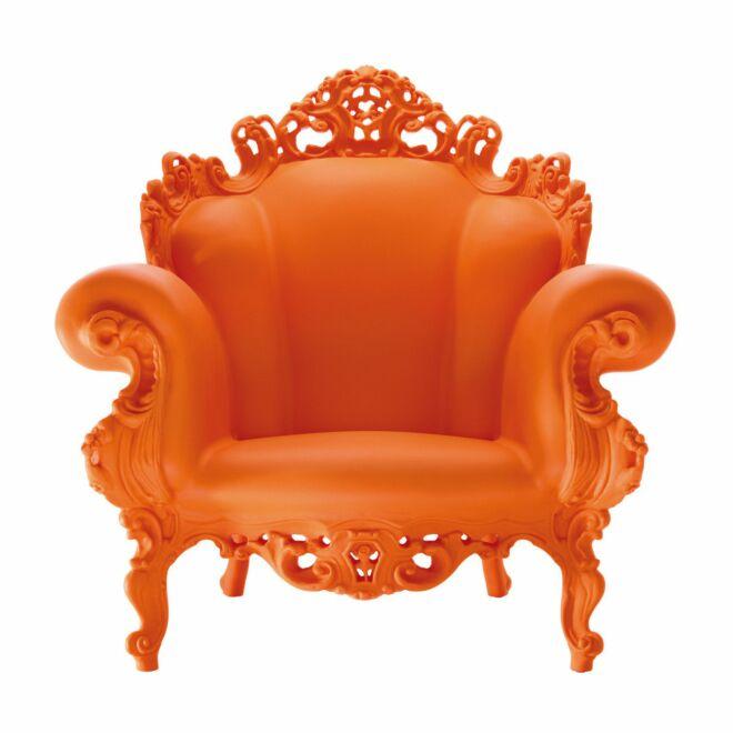 Magis Proust fauteuil Magis oranje