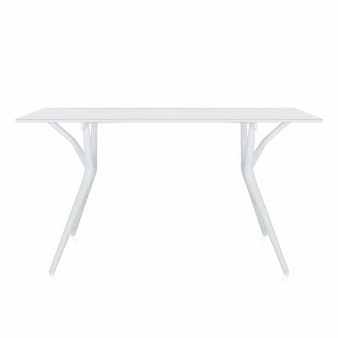 Spoon tafel Kartell 140cm - wit