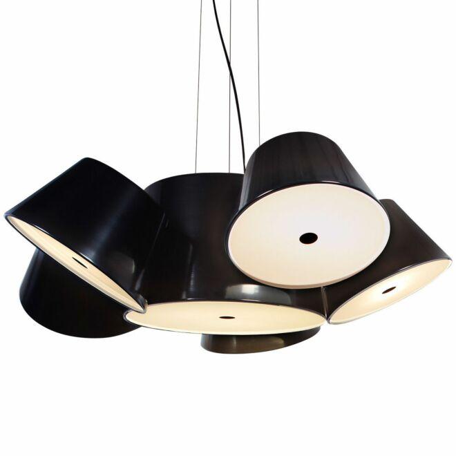 Tam Tam 5 hanglamp Marset zwart
