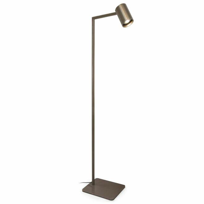 Tribe vloerlamp Piet Boon brons met dimmer