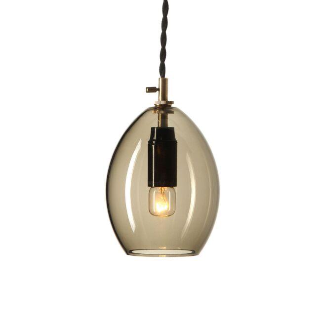 Unika hanglamp Northern klein grijs - VERHUIS SALE
