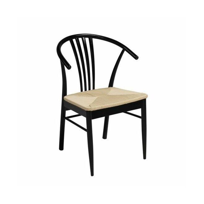 York eetkamerstoel Interstil zwart
