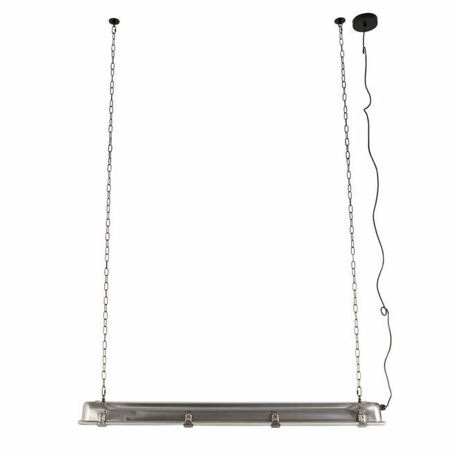 G.T.A. hanglamp Zuiver XL - nikkel