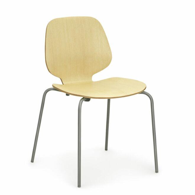My Chair eetkamerstoel Normann Copenhagen essen - grijs