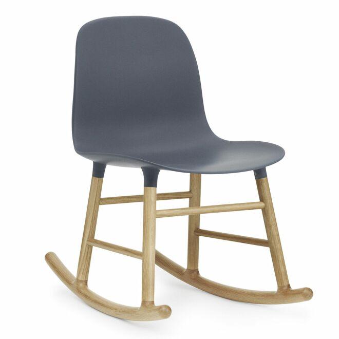 Form Rocking fauteuil Normann Copenhagen eiken