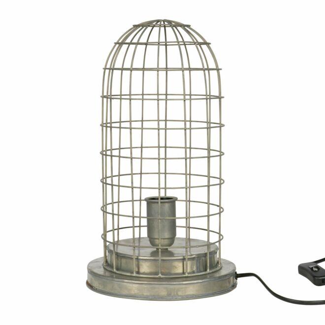 Hive tafellamp BePureHome zink