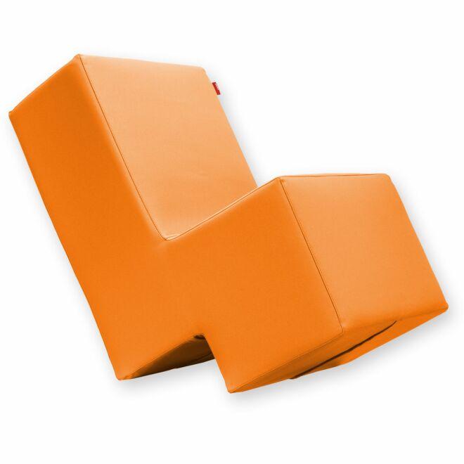 Laxxer zitmeubel oranje - VERHUIS SALE