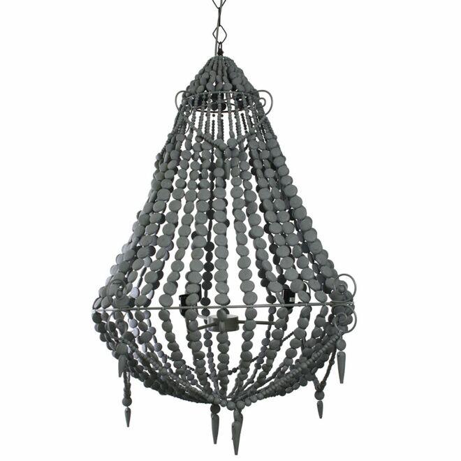 Royal hanglamp Bodilson grijs