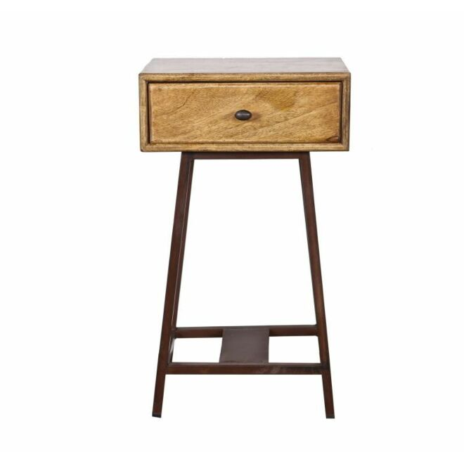 Skybox Sidetable naturel BePureHome