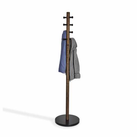 Pillar staande kapstok Umbra zwart