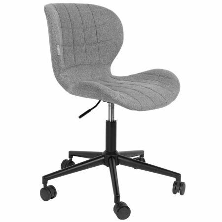 OMG bureaustoel Zuiver grijs