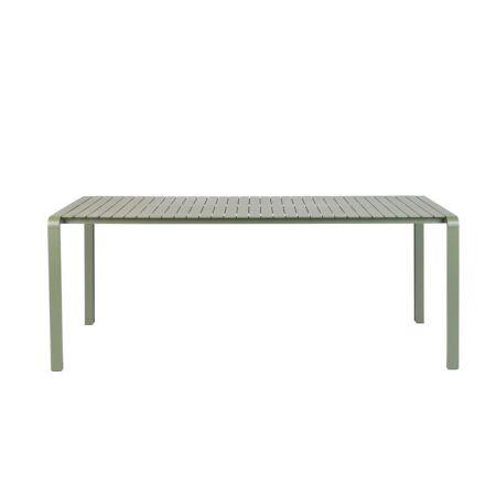 Vondel tuintafel Zuiver - Groen 214x96cm