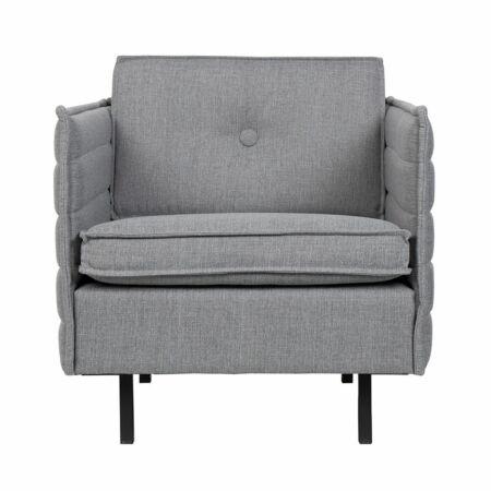 Jaey fauteuil Zuiver lichtgrijs