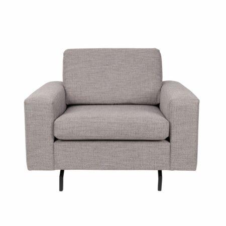 Jean fauteuil Zuiver grijs
