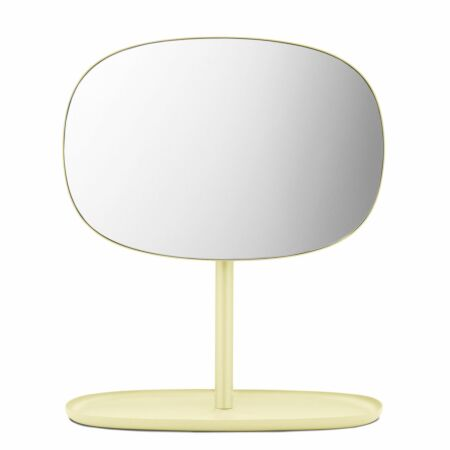 Flip spiegel Normann Copenhagen geel
