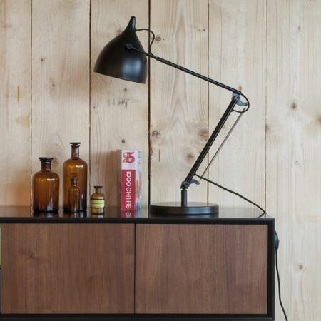 Reader tafellamp Zuiver matzwart