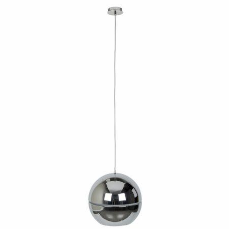 Retro hanglamp Zuiver Ø40 - chroom