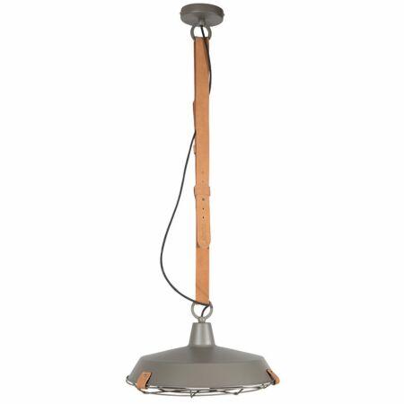 DEK 40 hanglamp Zuiver lichtgrijs