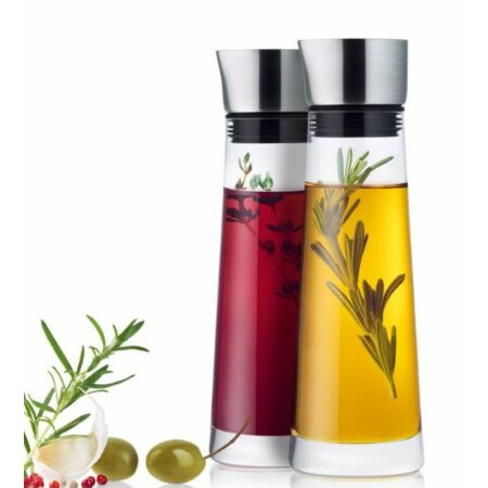 Alinjo olie en azijn flesjes Blomus 150 ml