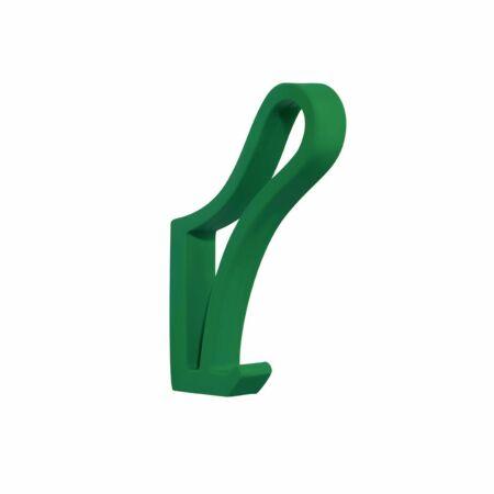 Luup wandkapstok Pieper Concept groen