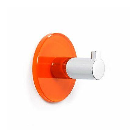 Visby wandkapstok Pieper Concept oranje