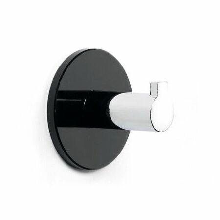 Visby wandkapstok Pieper Concept zwart