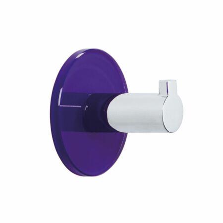 Visby wandkapstok Pieper Concept violet