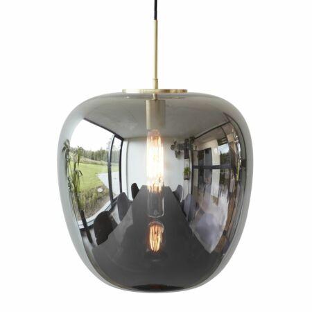 Blaze hanglamp Hübsch Ø40 gespiegeld