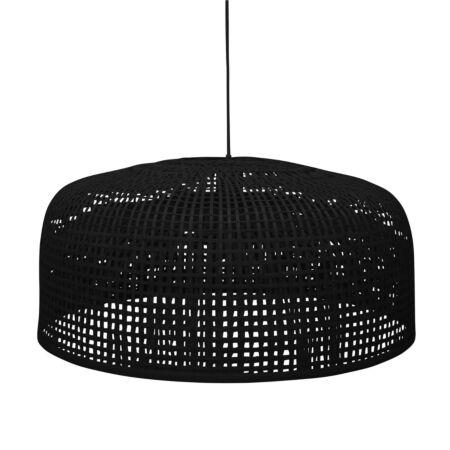 Construct hanglamp BePureHome - zwart