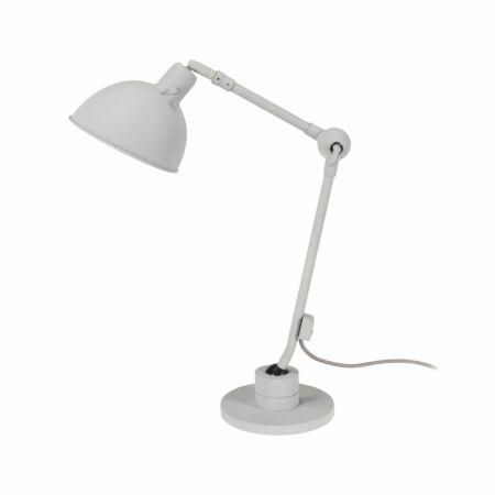 OP = OP - Dixie tafellamp Bodilson lichtgrijs