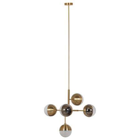 Globular hanglamp BePureHome