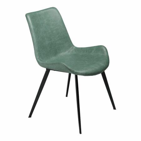 Hype eetkamerstoel Dan-Form vintage groen