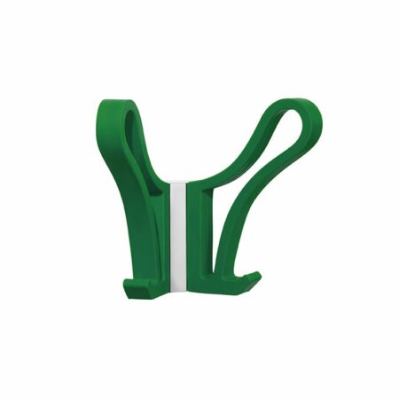 Luup Doppio wandkapstok Pieper Concept groen