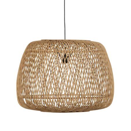 Moza hanglamp Woood exclusive - naturel Ø70