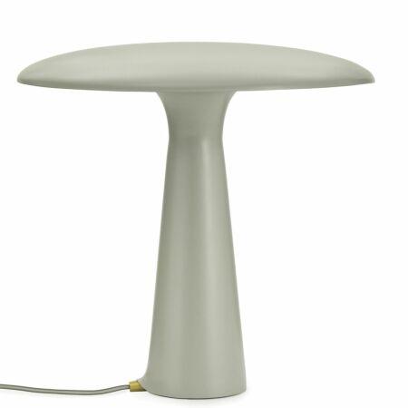 Shelter tafellamp Normann Copenhagen grijs