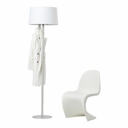 Coat staand kapstok Cascando met lamp