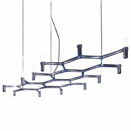 Crown Plana Linea hanglamp Nemo gepolijst