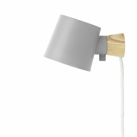 Rise wandlamp Normann Copenhagen grijs