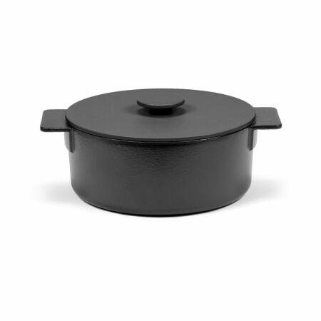 Surface braadpan Serax zwart L