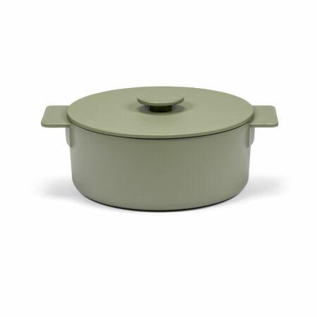 Surface braadpan Serax camo groen L