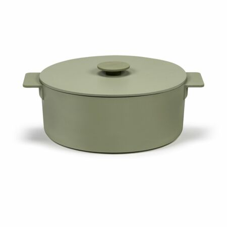 Surface braadpan Serax camo groen xl