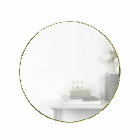 Hubba spiegel Umbra brass