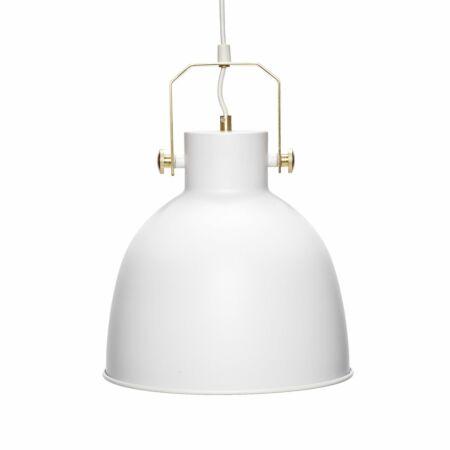 Adorn hanglamp Hübsch wit