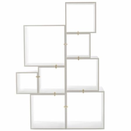 Assemblage kast Seletti wit