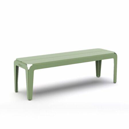 Bended tuinbank Weltevree groen