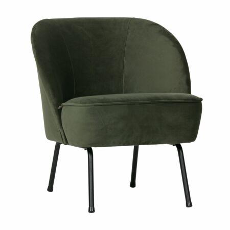 Vogue fauteuil BePureHome donkergroen